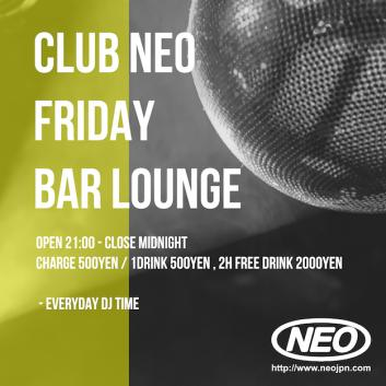 Friday Bar Lounge