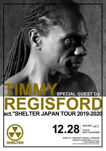 "act.""SHELTER JAPAN TOUR 2019-2020"""